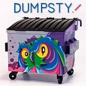 DUMPSTY - Mini Dumpsters.