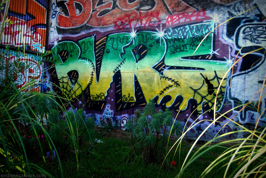 BVRS Graffiti San Francisco.