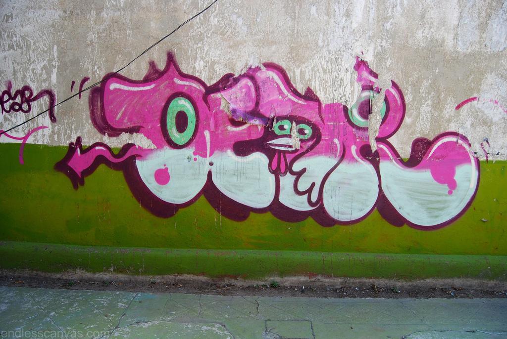 Dear or Oear Graffiti DF.
