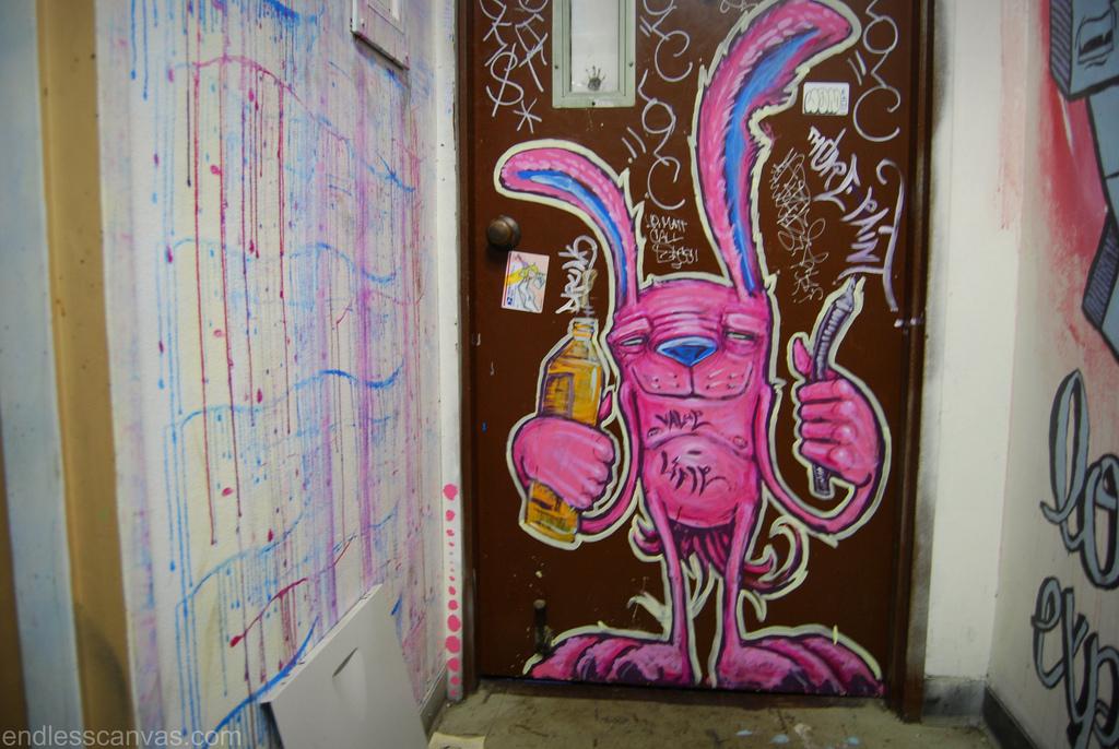 Scribbles Portland.