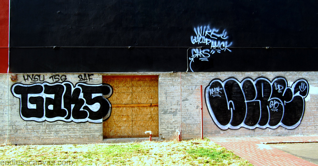 gaks wire 640 amc graffiti.