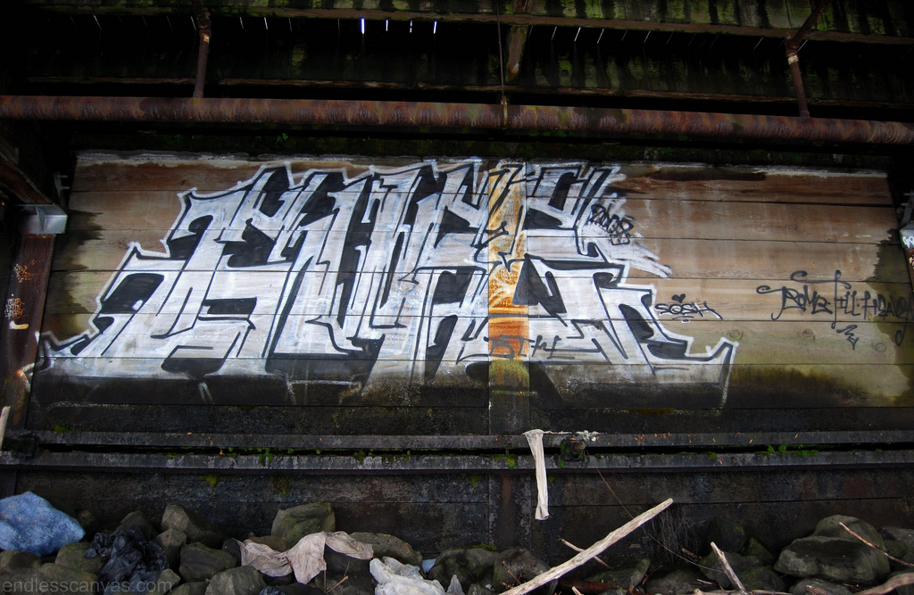 GUFE Graffiti BTH. 
