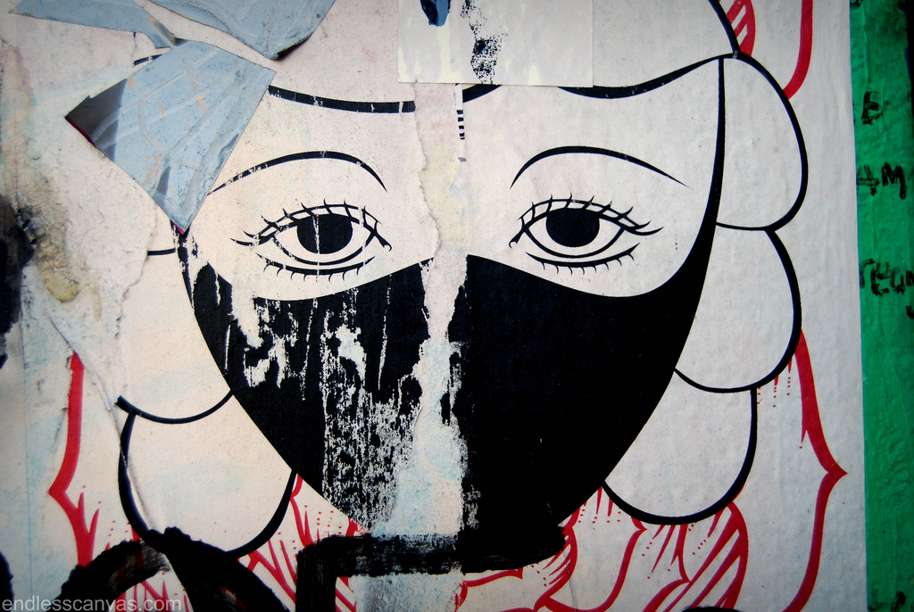 Bella Ciao Street Art.