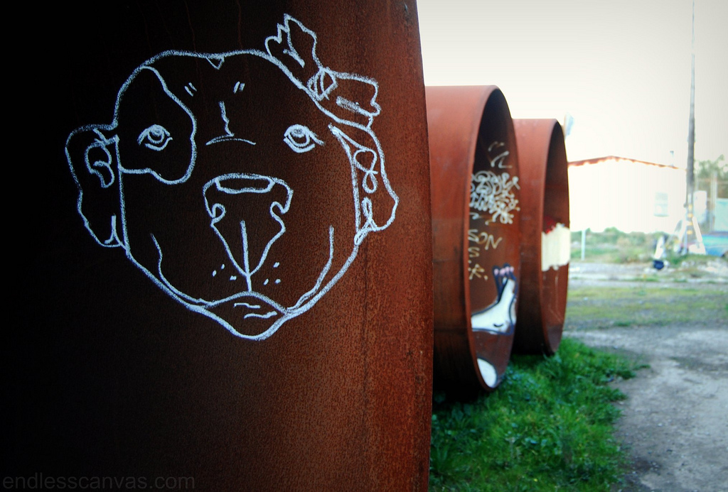 Attica Graffiti East Bay CA.