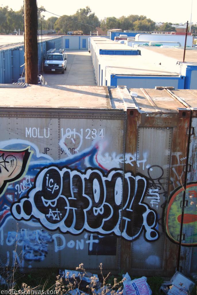Cheph Graffiti.