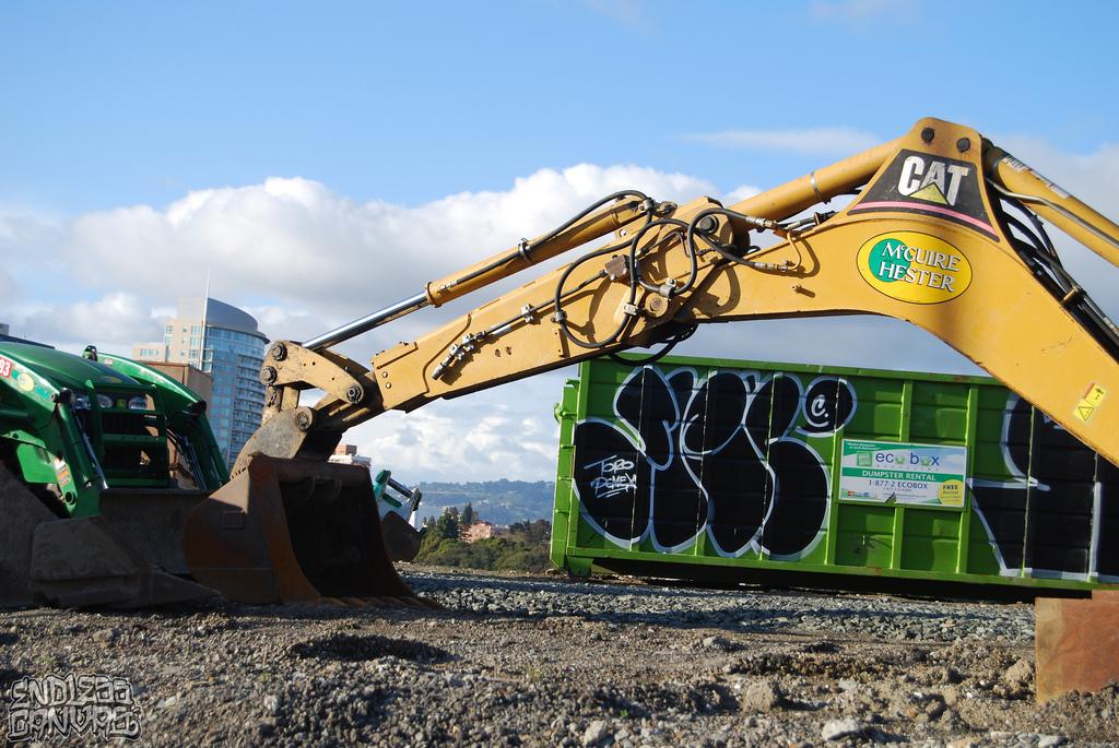 Jurne Graffiti Oakland ca.