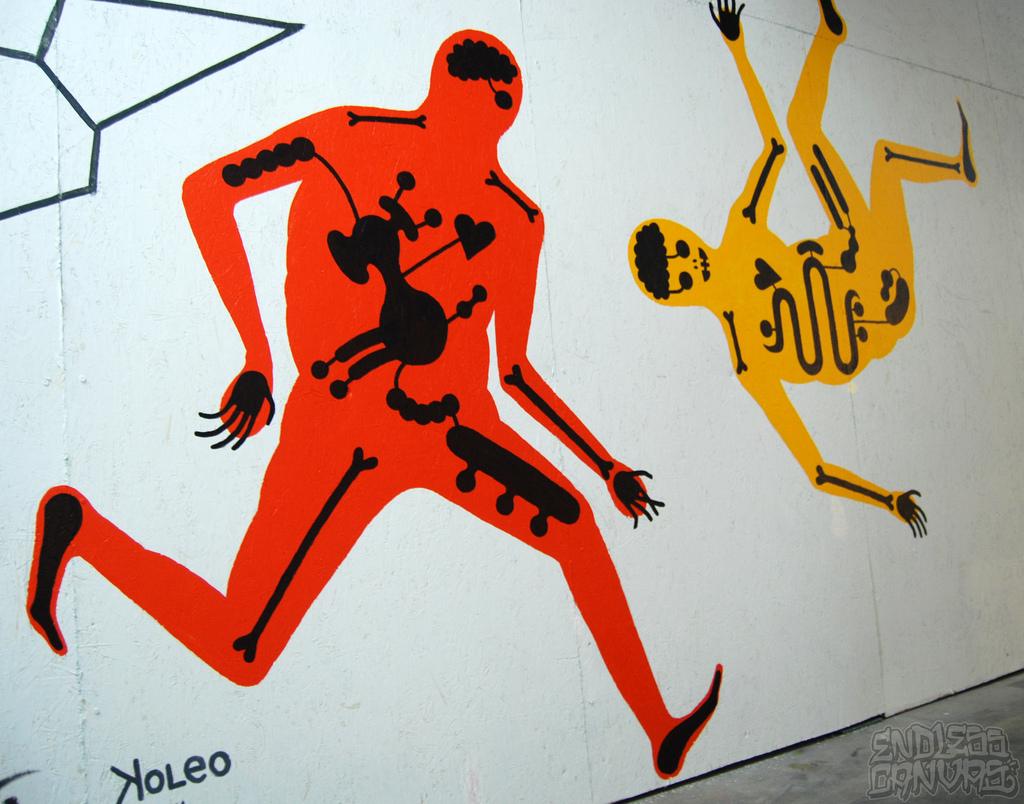 Koleo Mural.