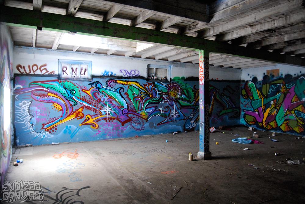 Lords Crew Graffiti San Francisco.