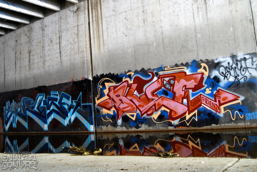 Blief Graffiti Bay Area CA. 