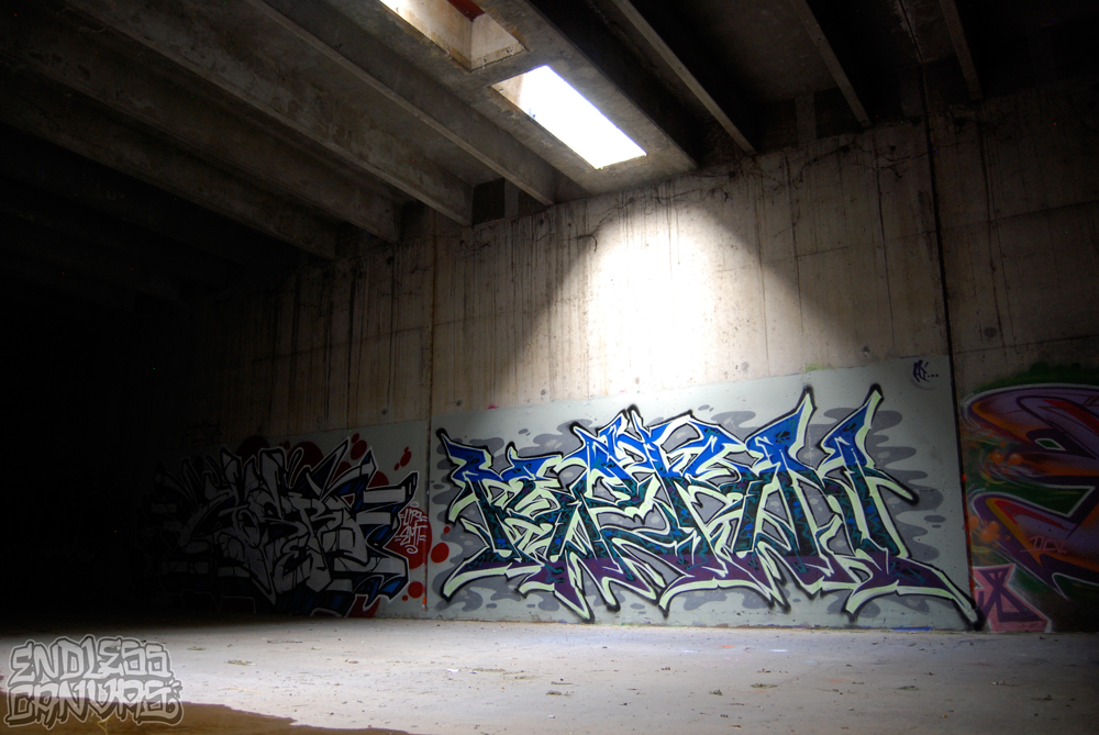Goser Rekn Graffiti Bay Area.