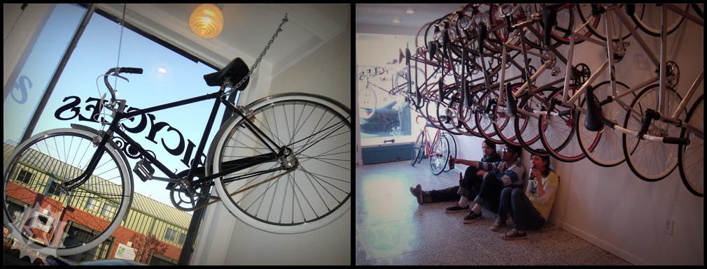Manifesto Bikes in Oakland CA.
