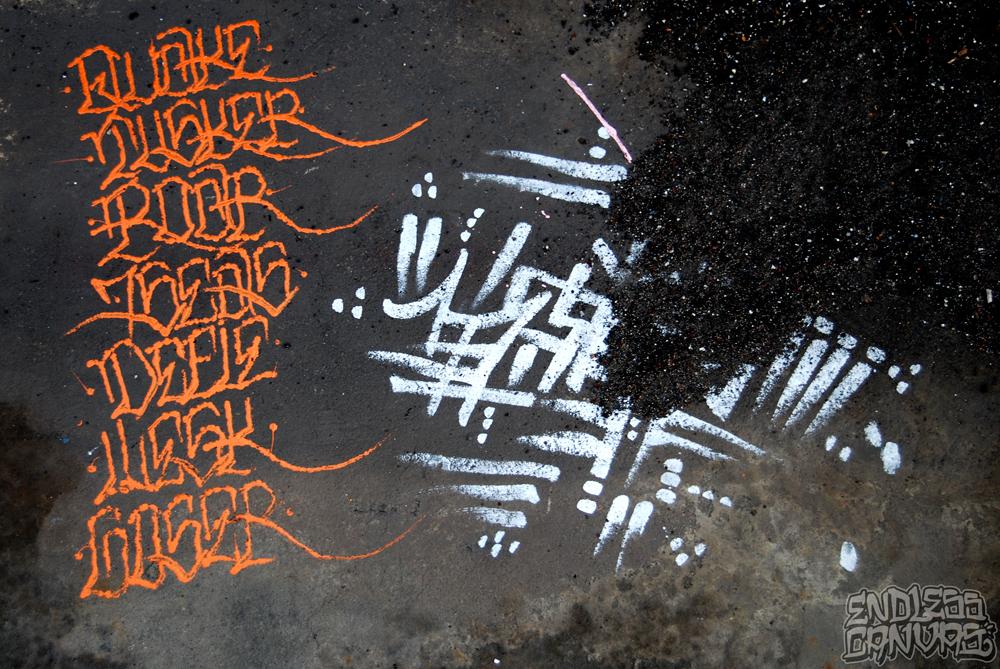 Quake Roar Tusker 7seas Goser IMP Wesk Graffiti.