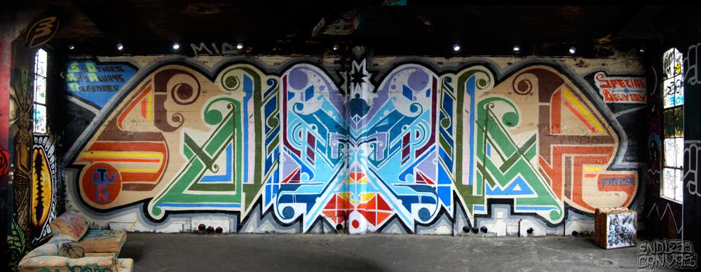 Somar Graffiti.