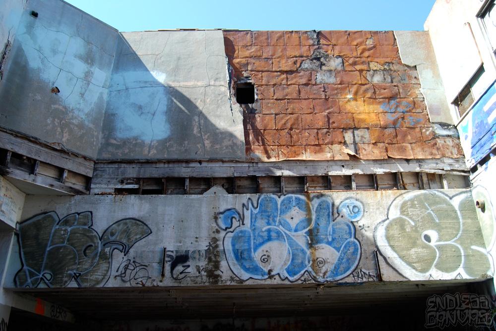 Graffiti San Francisco CA.