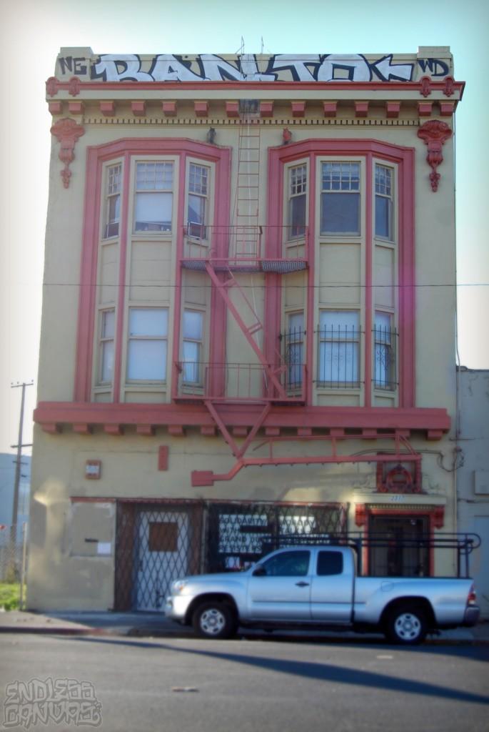 BANJOGraffiti-OaklandCA