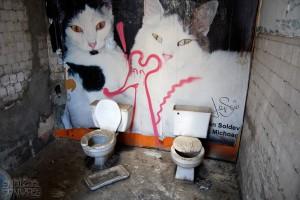 Mouse Graffiti Mexico City.