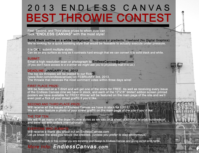 2013ECBestThrowieContestFlyer