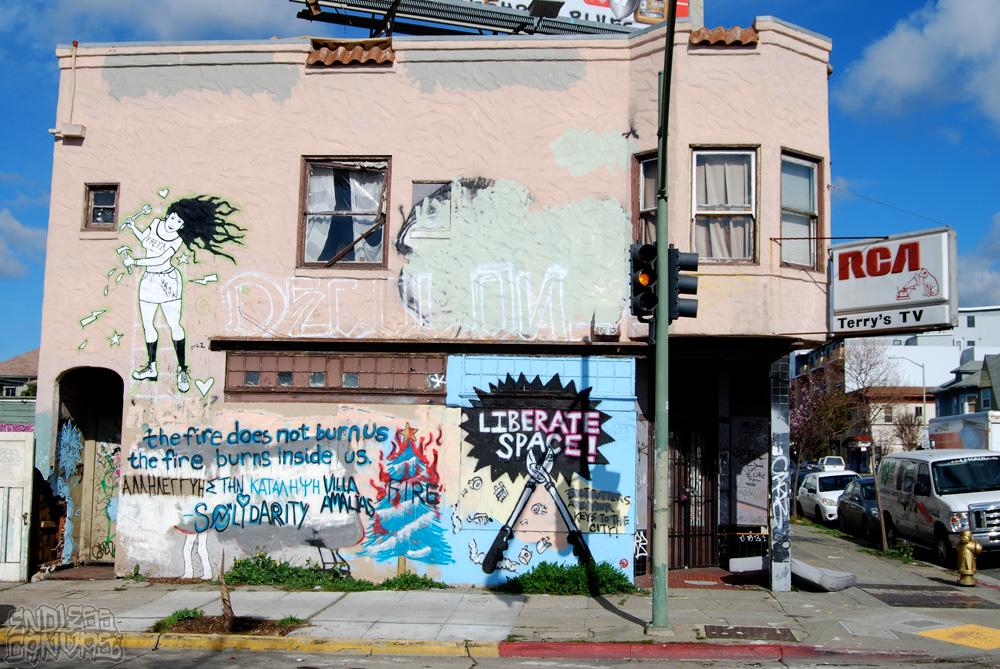 Freya Oakland CA.