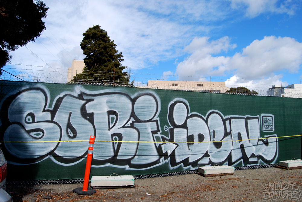 SORI « Endless Canvas – Bay Area Graffiti and Street Art
