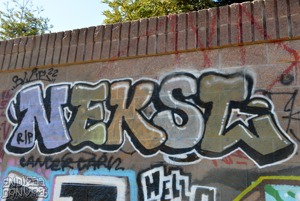 Nekst RIP Graffiti. 