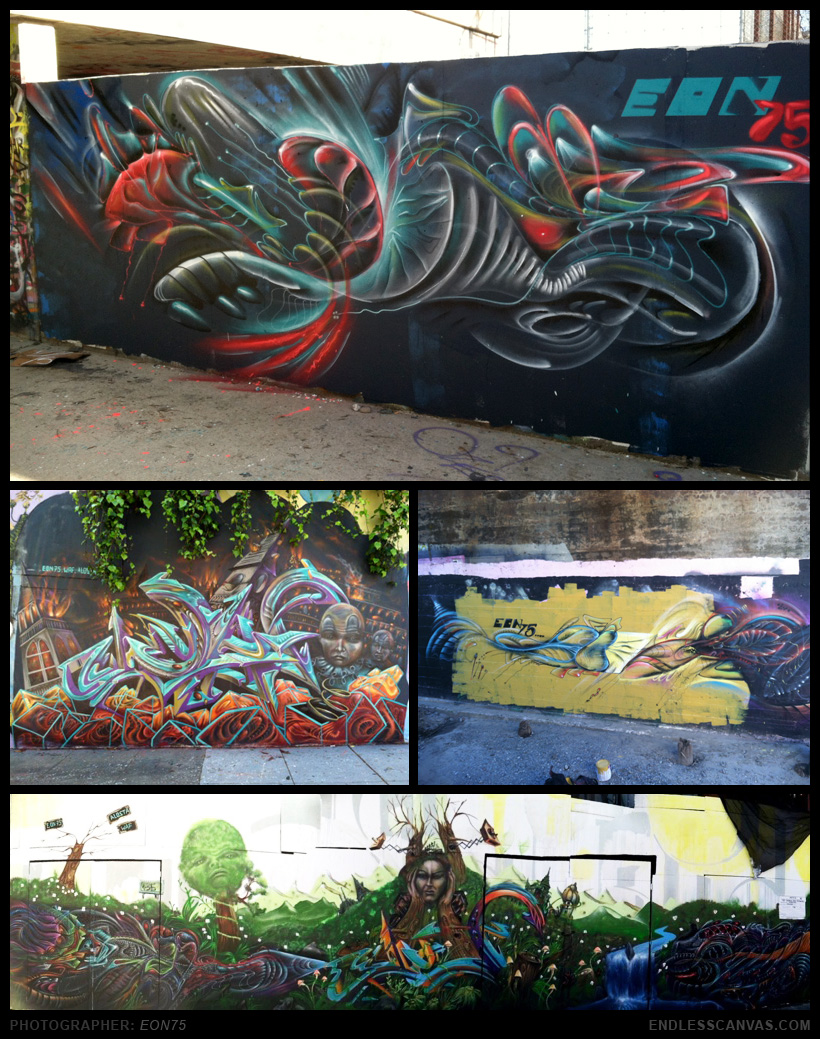 EON75_MuralCollage-BayAreaCA
