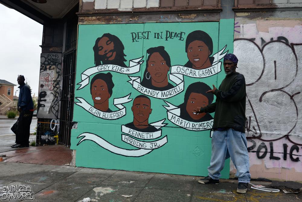 GARYKINGOSCARGRANTMural-OaklandCA