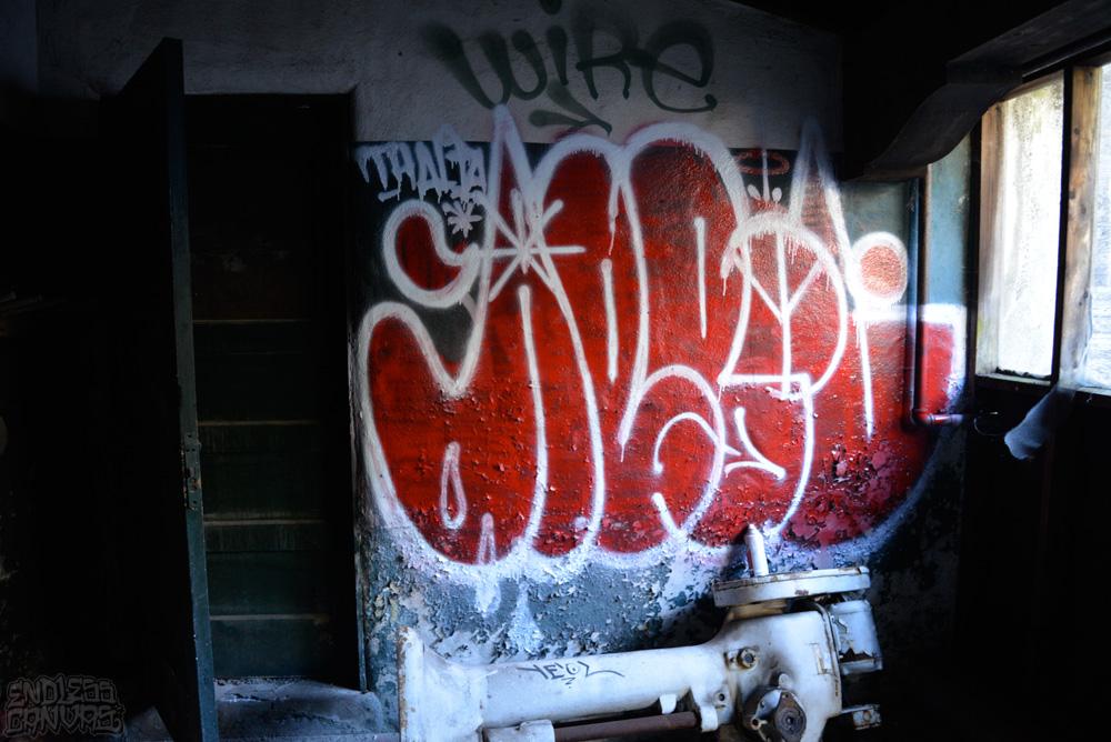AEBOL Throwie - East Bay CA.