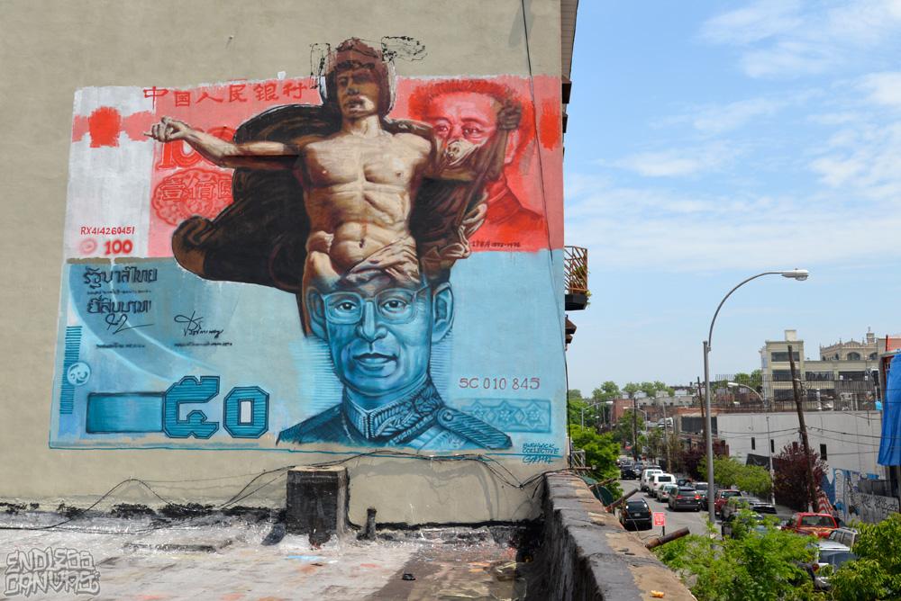 GAIAmural-BrooklynNYC