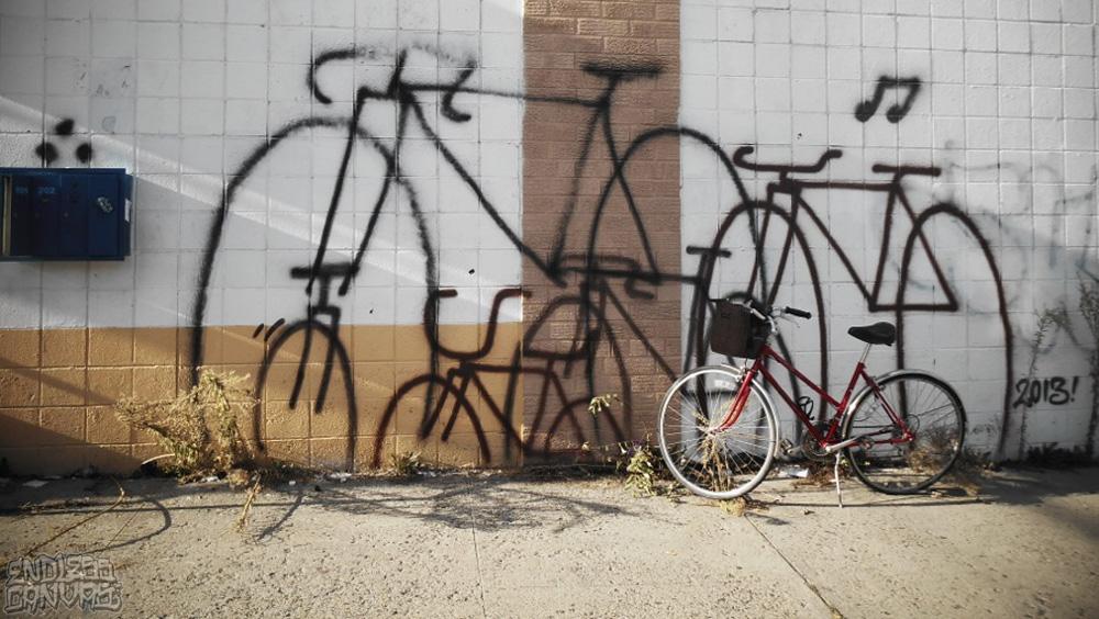 BikeArt-BrooklynNY