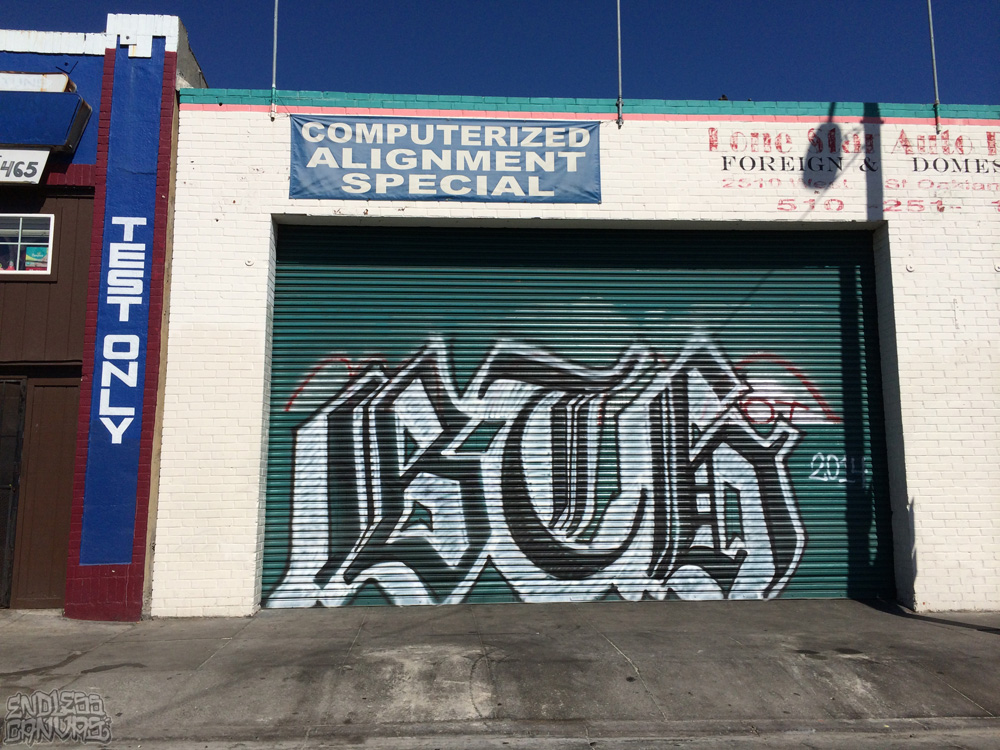 BTH Roll Down - East Bay CA.