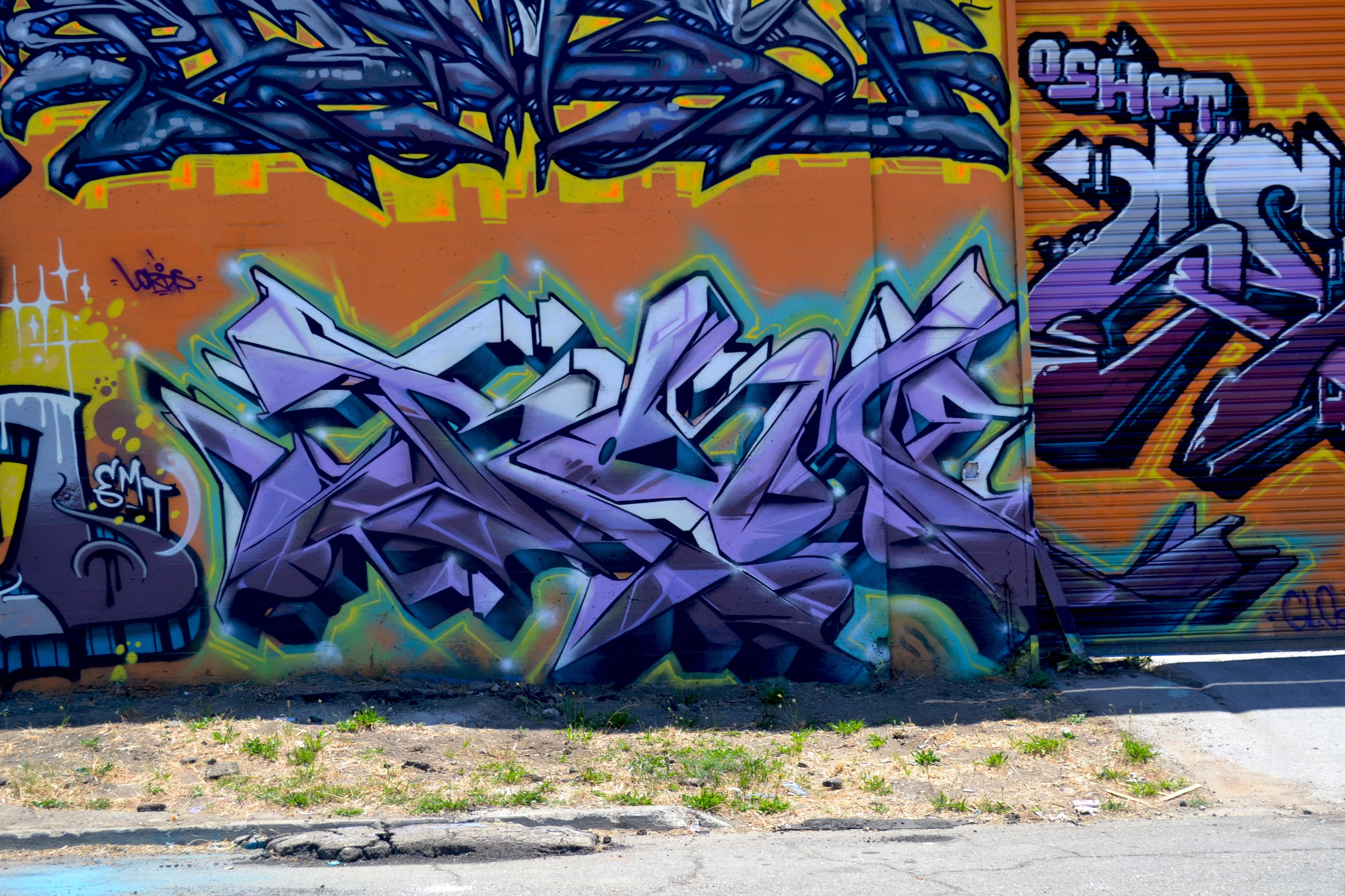 Tags graffiti lords oakland rome tfl posted in pieces productions comments off on rome oakland ca