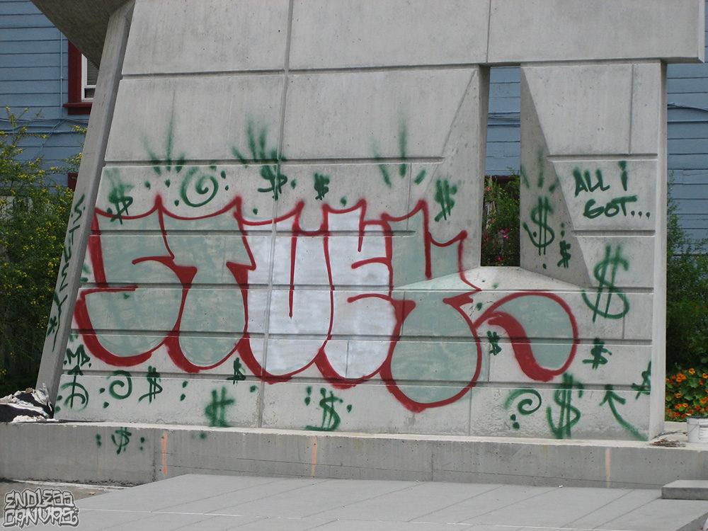 Stuey Graffiti.