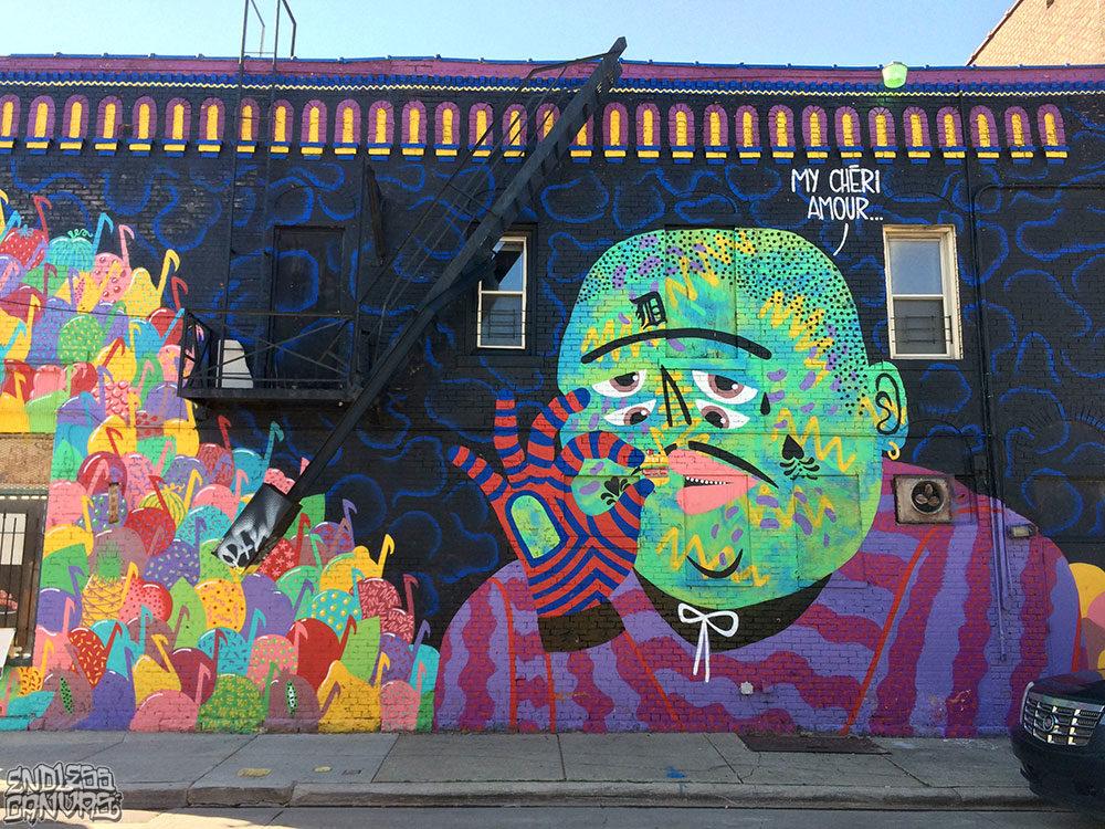 CashInk Mural Detroit MI.