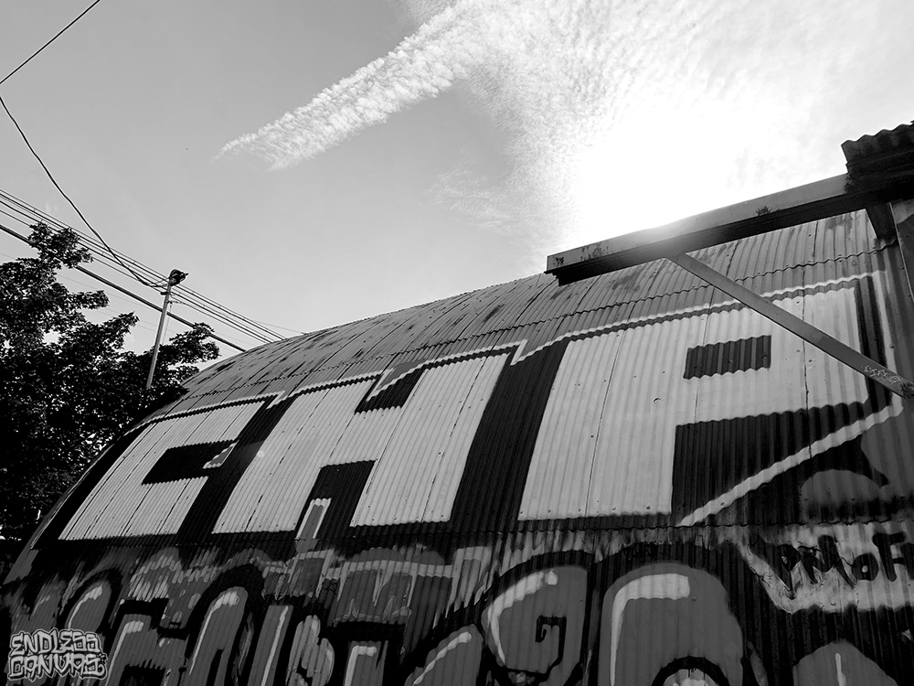 chp graffiti.